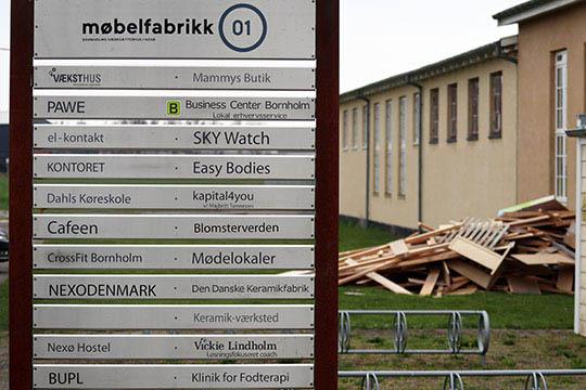 Møbelfabrikken søger kommunegaranti