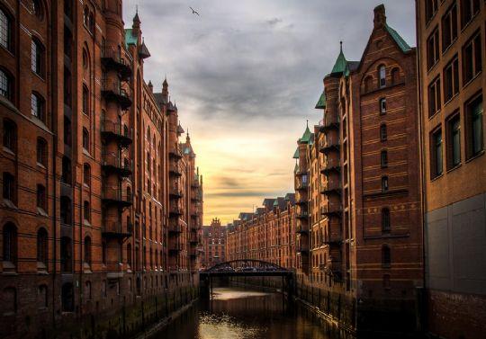 Hamburg oplagte til forlænget weekend
