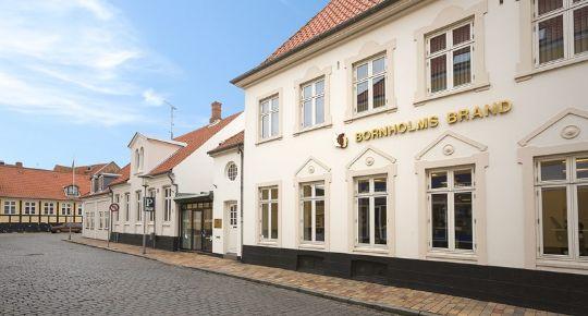 Bornholms Brand fordobler halvårsresultat
