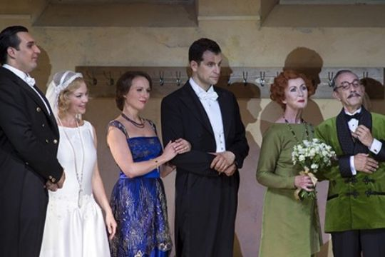 Rønne Bio viser Figaros Bryllup