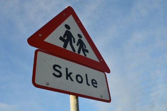 Sikker vej til skolen