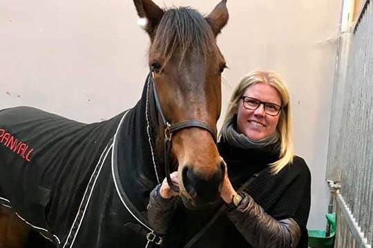Bornholmerejet hest i debut i nyt regi