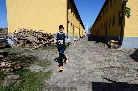 91 løb på Chr. Ø