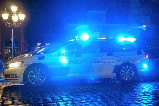19-årig provokatør anholdt i Rønne