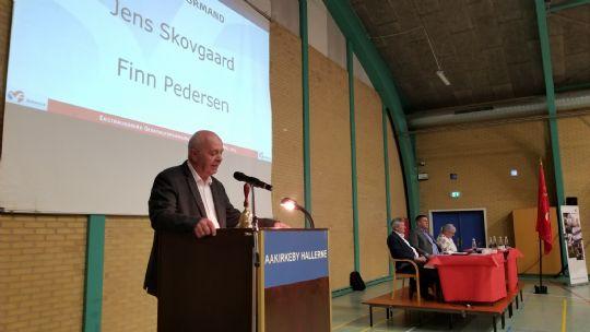 Fuld opbakning til Jens Skovgaard