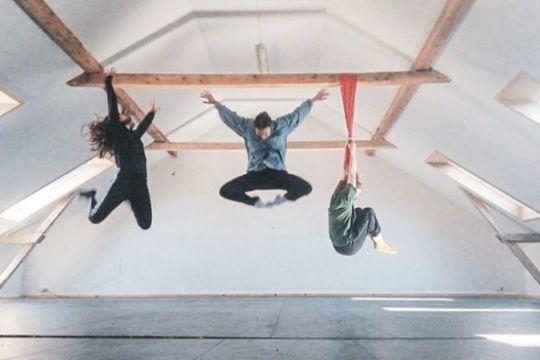 Scenekunstnere mødes på Bornholm