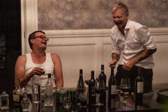 Rønne Bio klar til sidste film i Klovn-trilogien