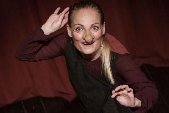 One Woman Show på Rønne Theater