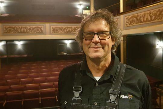Ny forvalter på Rønne Theater