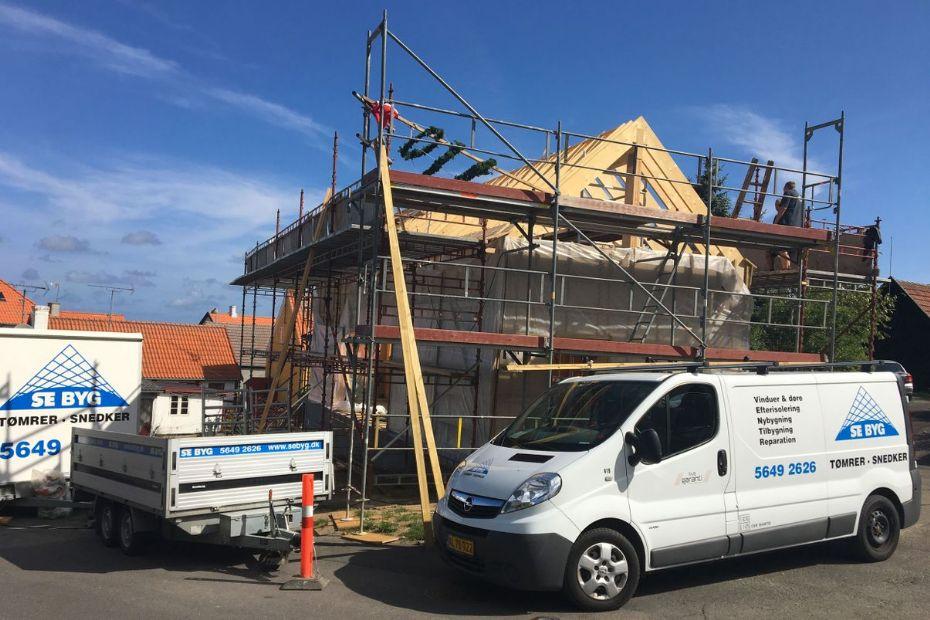 Nyt underskud i byggefirma i Nexø