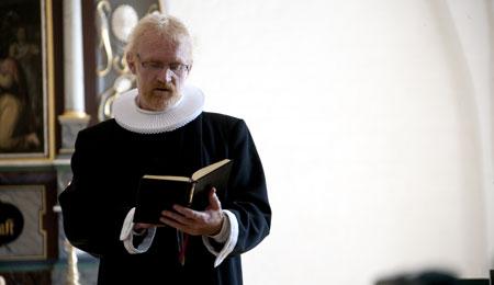 Ret til kirkelig betjening