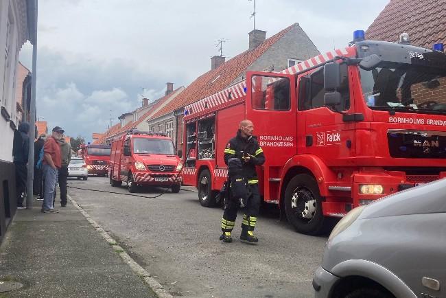 Årsag til brand i Nexø er fundet