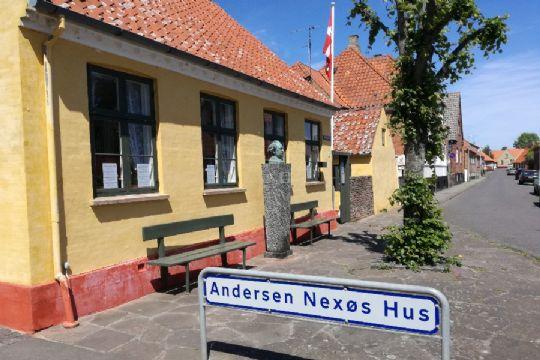 Flere besøgte Martin Andersen Nexøs Hus