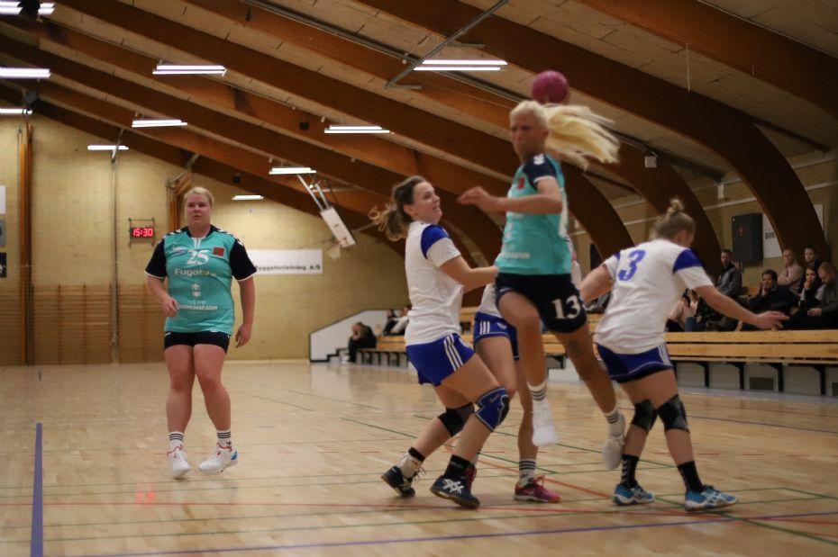 Første stik til Team Bornholm
