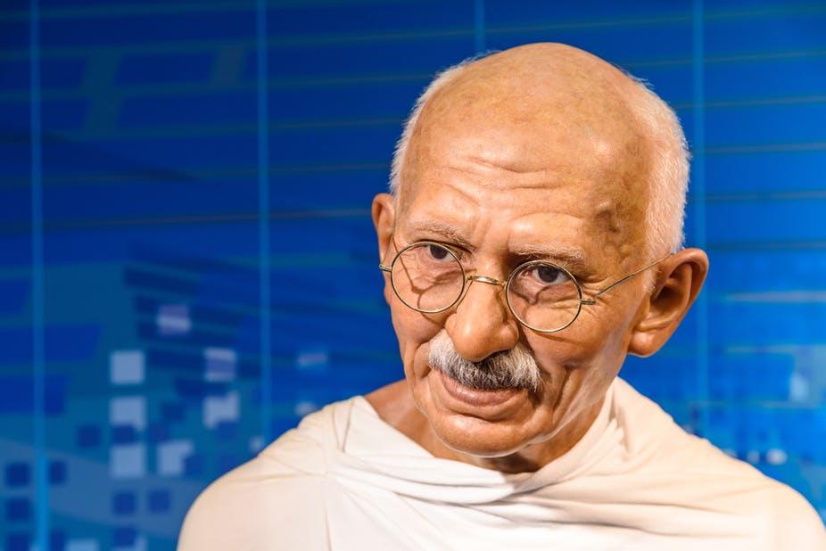 Gandhis fødselsdag 2. oktober