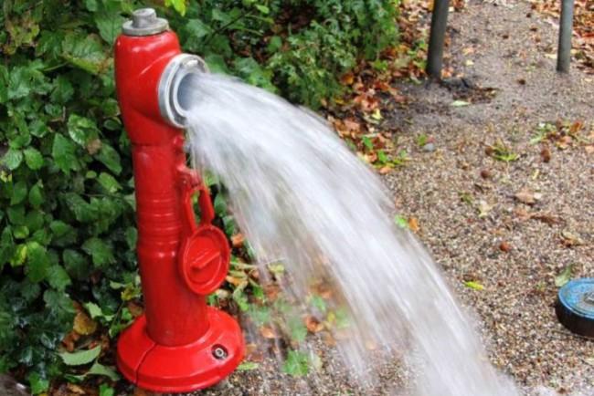 Brandvæsnet afprøver brandhaner