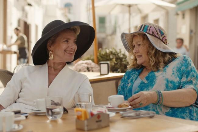 Dansk komedie har premiere i Rønne Bio