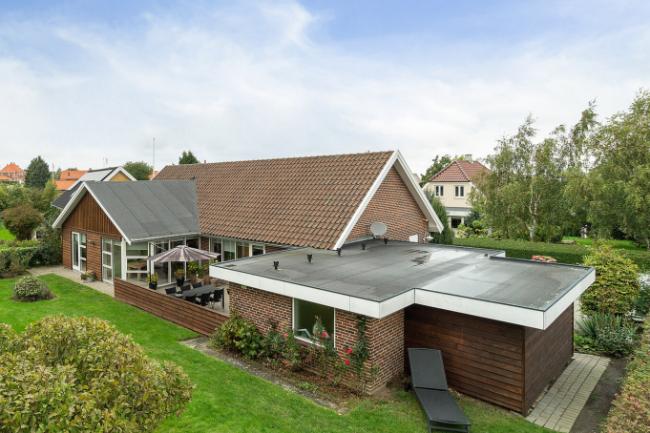 Indflytningsklar villa i Allinge