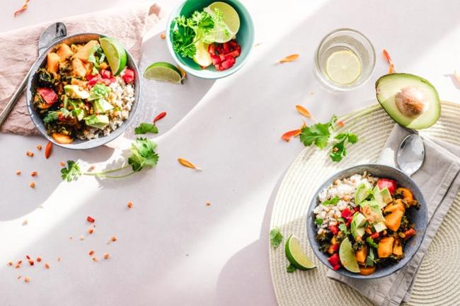 Let, hurtig og sund mad