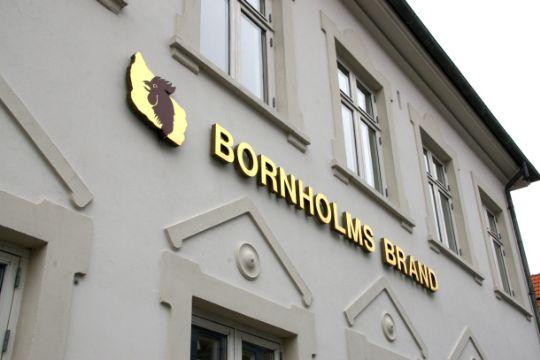 Bornholms Brand slap for kampvalg