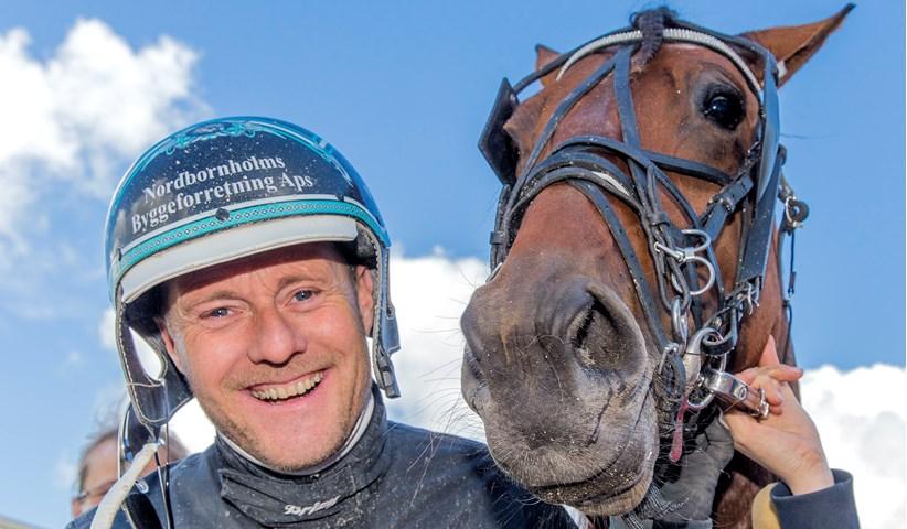 Nykåret dansk mester kører på finaledagen