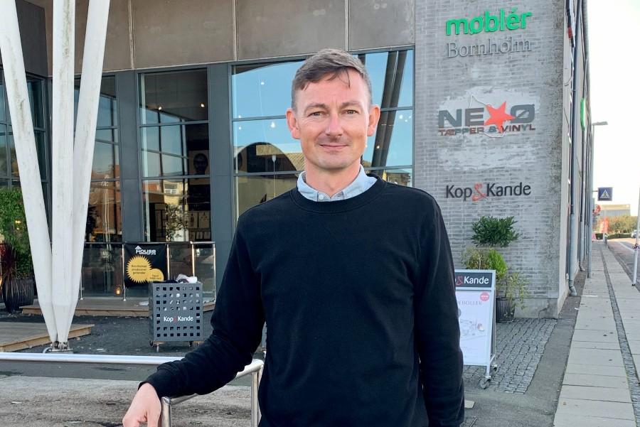 Ny direktør for Inhouse Bornholm