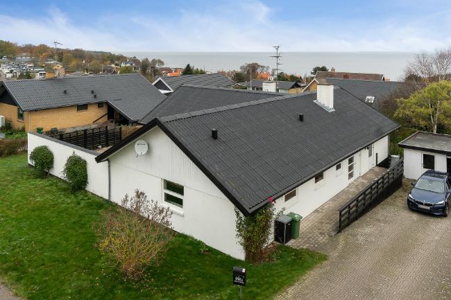 Nydelig villa i Sandkås med havudsigt