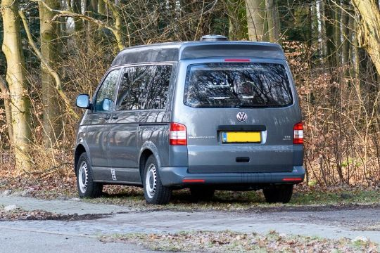 Fartbøder til fem bilister i Nylars