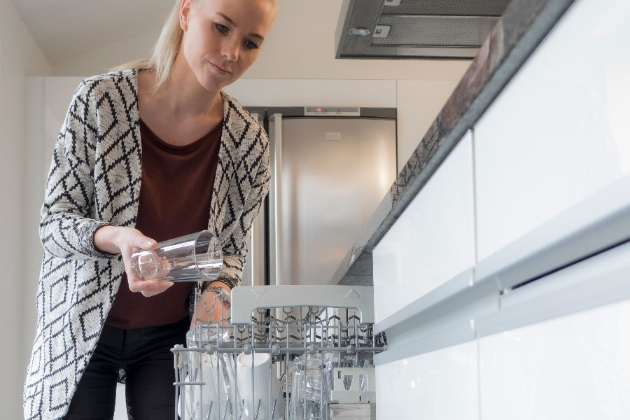 Energirigtig brug af opvaskemaskinen