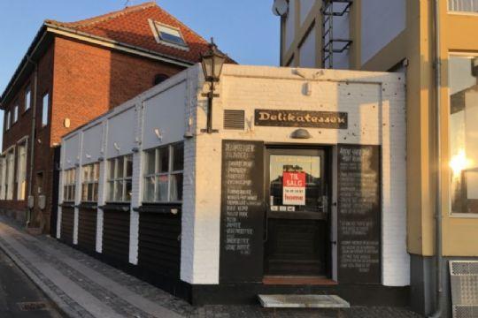 Nexø får nyt pizzeria nær torvet