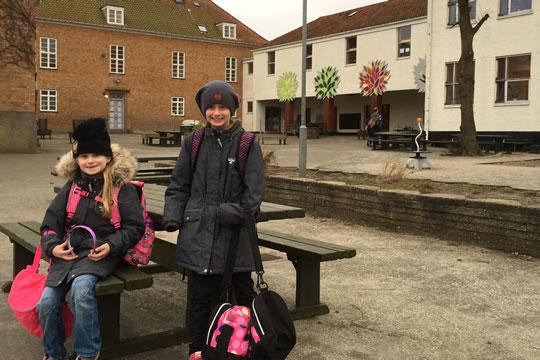 Svaneke Friskole har elevtilgang