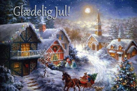 Julehilsner i over 175 år
