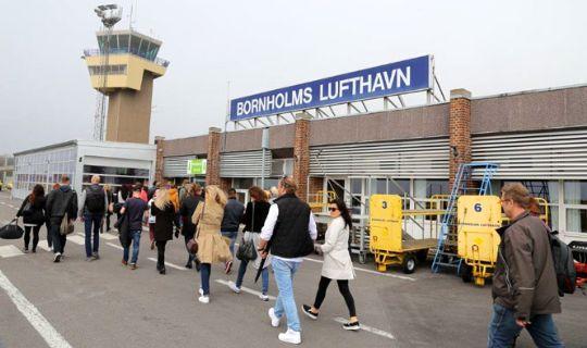 Katastrofalt år for Bornholms Lufthavn