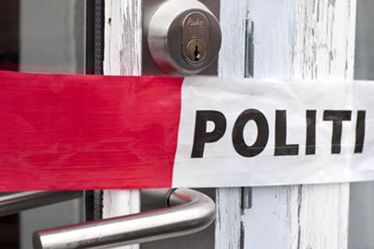Politiet: Langt færre indbrud i år