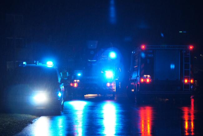 60-årig kvinde omkom i brand i Rønne