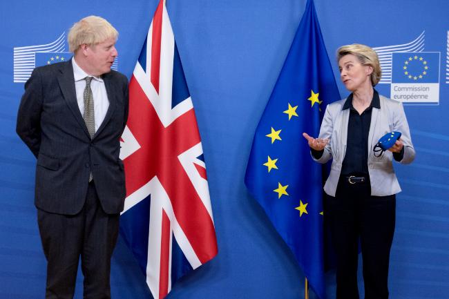 Brexit-aftale er ny begyndelse for alle