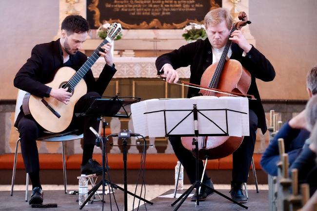 Årets sidste klassiske koncert i Svaneke