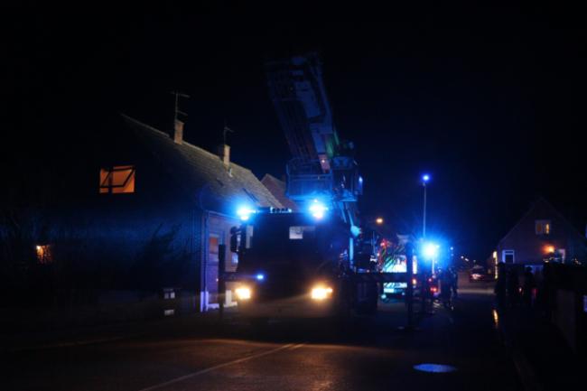 Brand i skorsten i Nexø