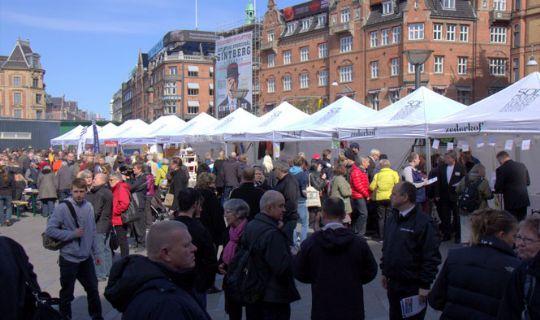 BRK overtager stort event i København