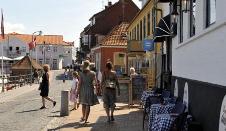 Markant løft af turismen på Bornholm
