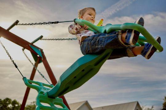 Kollektive hyggestunder for børn udendørs