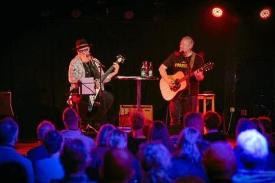 Musikalsk talkshow om Kim Larsen