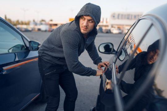 Forsikring advarer mod biltyve i Skåne