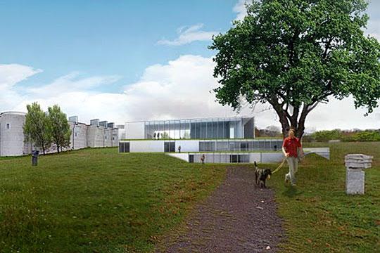 Venstre: Umuligt at stoppe nyt museumscenter