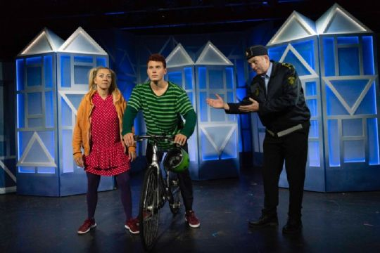 Familieforestilling på Rønne Theater