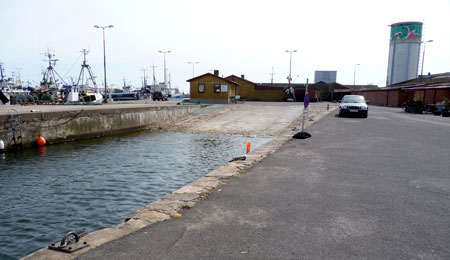 Millionoverskud for Nexø Havn A/S