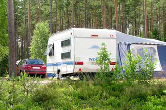 Campingsæsonen står for døren