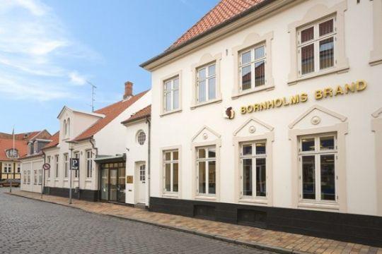 Bornholms Brand nedjusterer forventninger