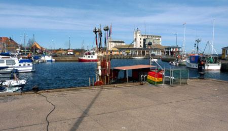 Der landes stadig færre fisk i Nexø
