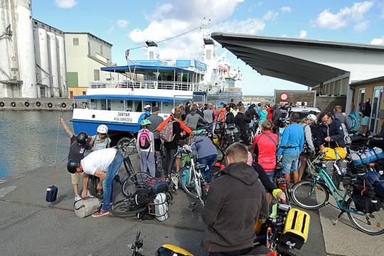 Nexø ønsker bedre færgerute til Polen